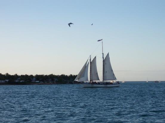Changing Seasons - Key West, Florida