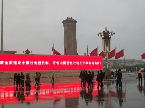 Tiananmen Square - Beijing, China