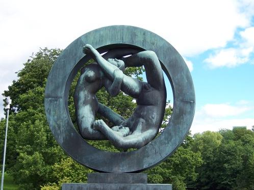 Vigeland Sculpture - Oslo, Norway