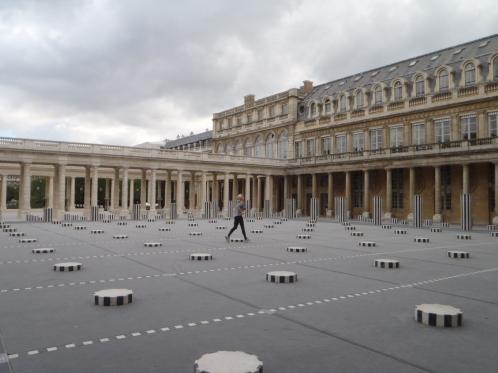 Palais-Royal - Paris, France