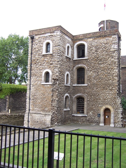 Jewel Tower - London, England