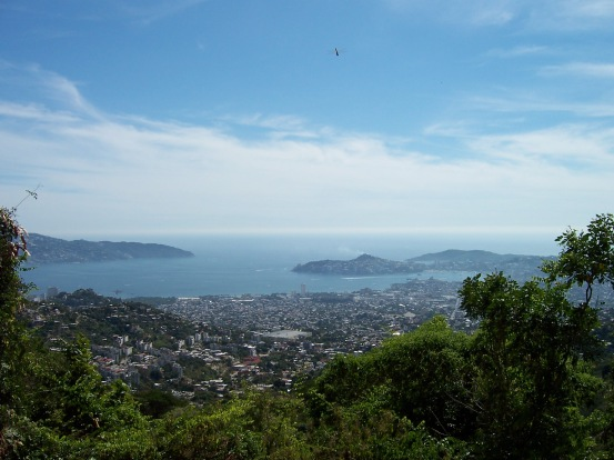 Bay of Santa Lucia - Acapulco, Mexico