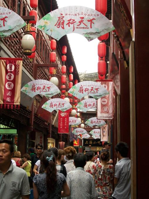 Yuyuan Bazaar - Shanghai, China