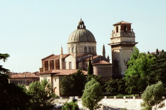 San Giorgio in Braida - Verona, Italy