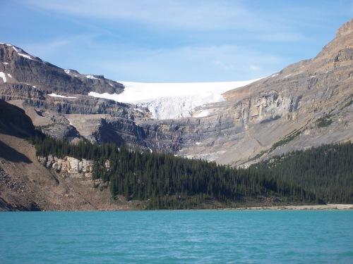 Lake at Num-Ti-Jah Lodge - Canada