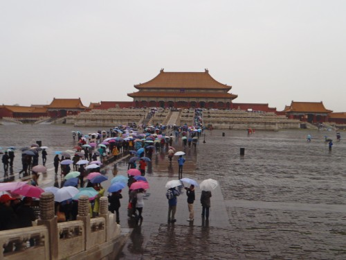 Gate of Supreme Harmony - Forbidden City