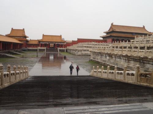 Changchum Palace - Forbidden City