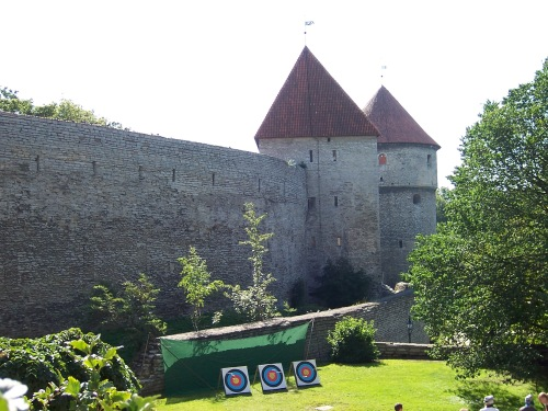 City Wall - Tallinn, Estonia