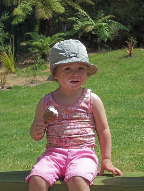I love Ice Cream - Taupo, New Zealand