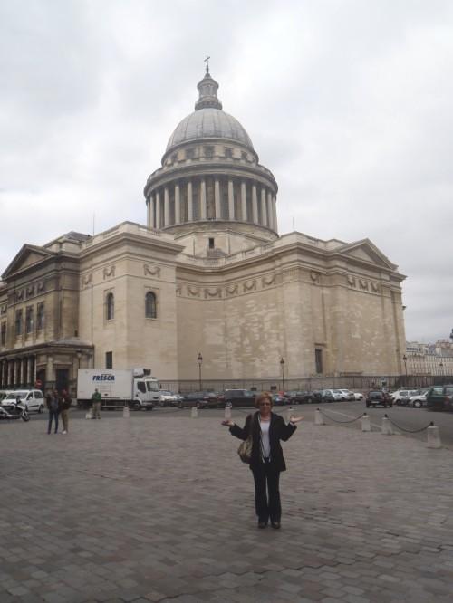 The Pantheon - Paris, France