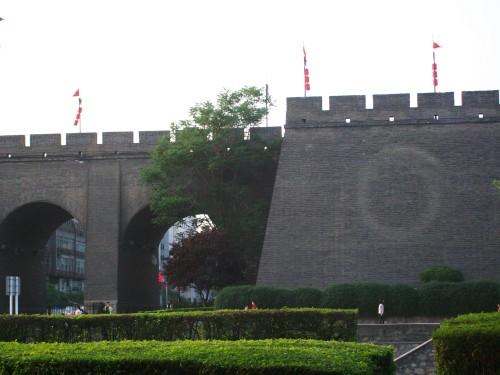 City Wall - Xi'an, China