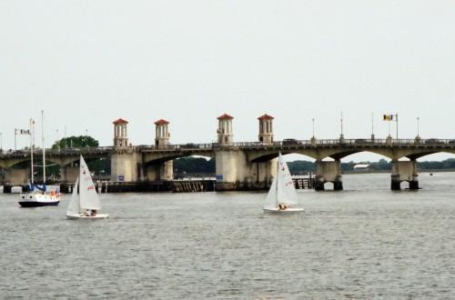 Bridge of Lions - St. Augustine, Florida