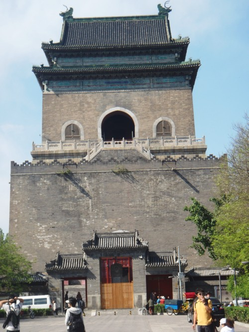 Bell Tower - Beijing, China