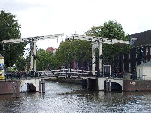 Magere Brug - Amsterdam, Netherlands