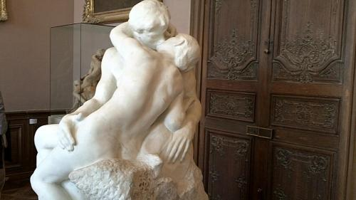 "Rodin's ""The Kiss"" - Paris"
