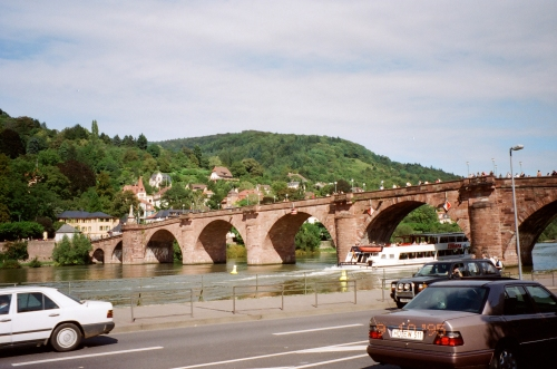 Old Bridge - Heidelberg, Germany