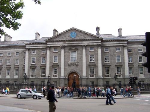 Trinity College - Dublin, Ireland