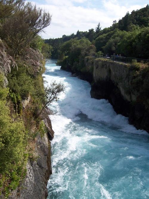 Huka Falls - New Zealand