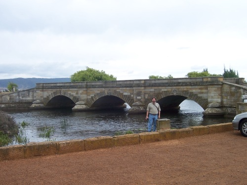 Ross Bridge - Ross, Tasmania