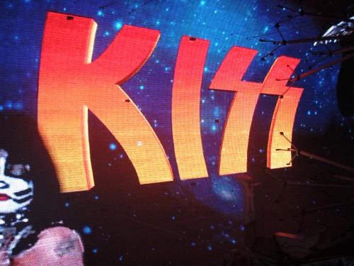 Kiss - Fremont Street - Las Vegas