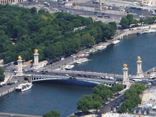 Alexander Bridge - Paris, France