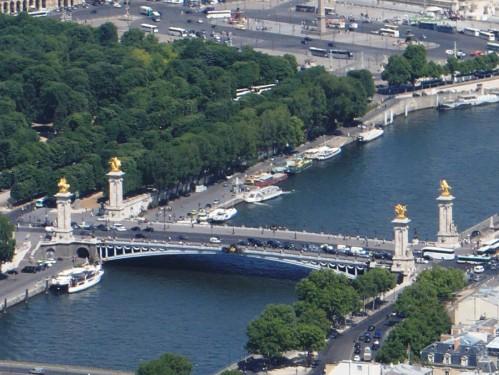 Alexander Bridge - Paris, France