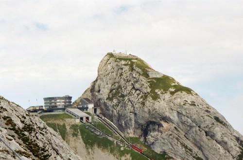 Mount Pilatus - Swiss Alps