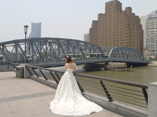 Waibaidu Bridge - Shanghai, China