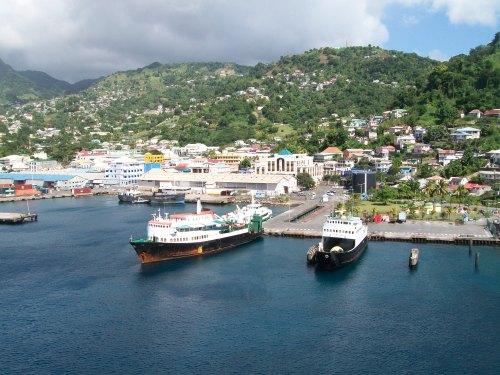 Kingstown Harbor