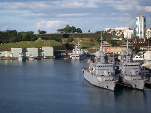 Fort Charlotte - Kingstown, St Vincent