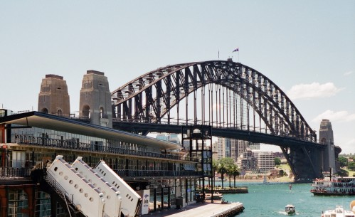 Sydney Harbor Bridge - Sydney, Australia