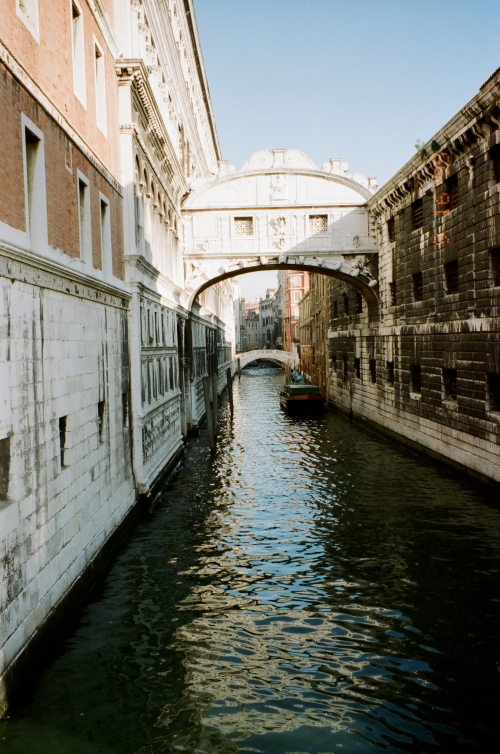 Bridge of Sighs - Venice, Italy