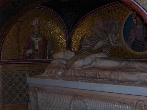 Papal Tombs