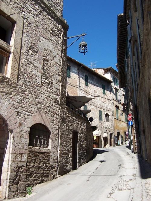 Narrow Roads of Assisi