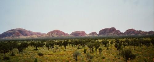 Kata Tjuta (The Olgas) - Northern Territory, Australia