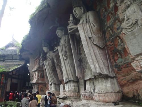 Three Worthies of Huayan
