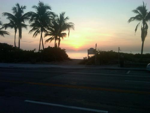 Sunrise of Ft Lauderdale Beach