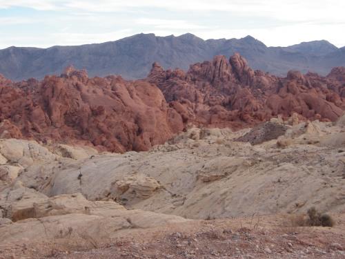 Fire Canyon - Nevada