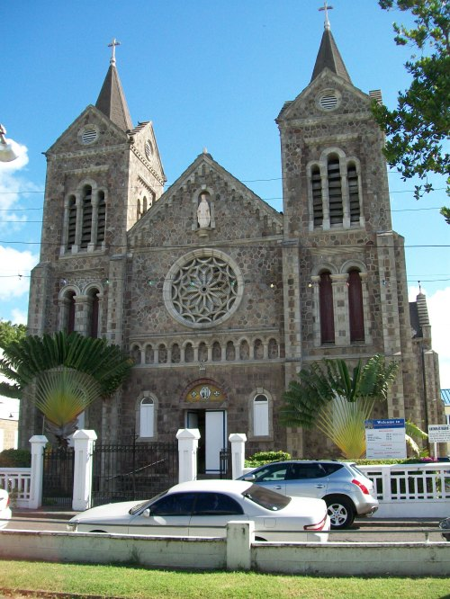 The Cathedral - St Kitts