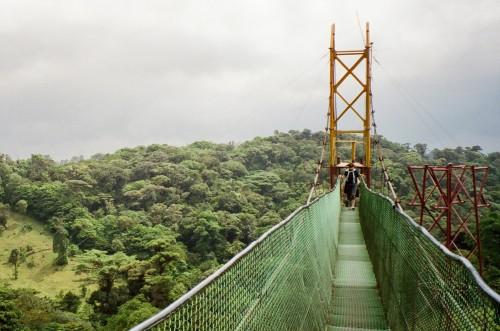 Sky Walk - Monteverde, Costa Rica