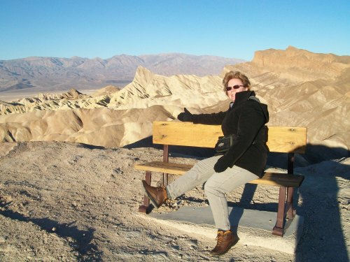 Golden Canyon - Death Valley National Park
