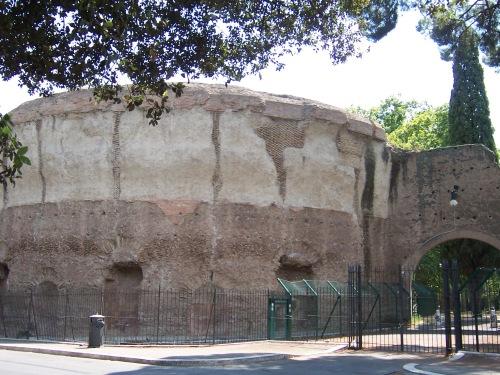 Domus Aurea - Rome, Italy