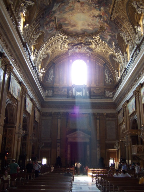 Church of the Gesù - Rome, Italy
