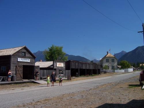 Fort Steele - British Columbia, Canada