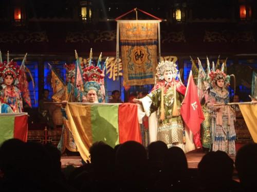 Sichuan Opera - Chendu , China