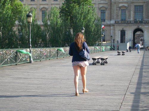 Pont des Arts - Paris, France