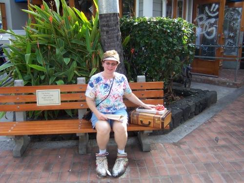 Bubba Gumps - Kona, Hawaii