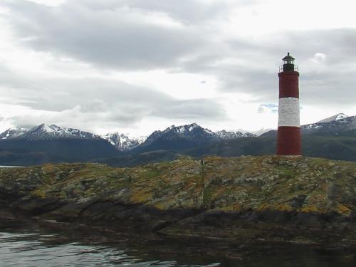 Lighthouse - Cape Horn, Argentina