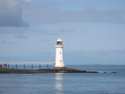 Lighthouse - River Shannon, Ireland