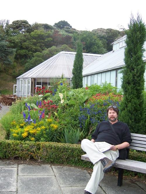 Botanical Garden - Wellington, New Zealand